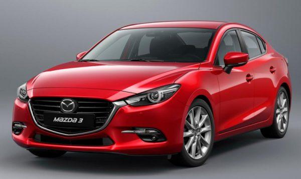 Mazda 3, 2016 рестайлинг